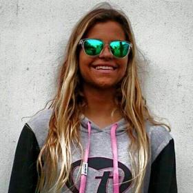 Marcela Machado La Santa Surf