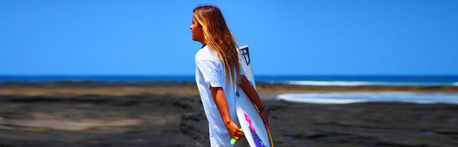 Team Rider La Santa Surf Marcela Machado